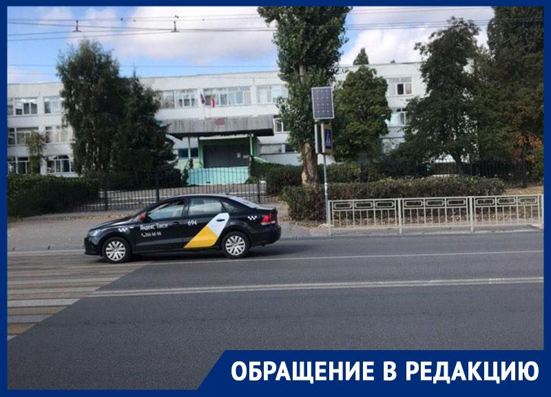 В Воронеже просят спасти детей от водителей-лихачей