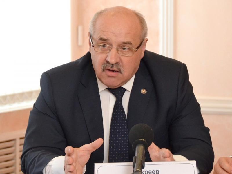 Анатолия Букреева проводили из воронежского правительства
