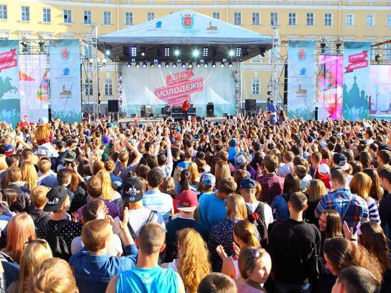 Мэрия опубликовала план мероприятий на День молодежи в Воронеже