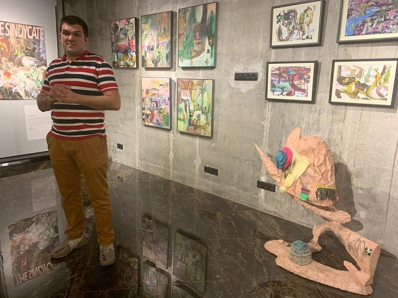 Смысл хулиганского современного искусства раскрыл художник Иван Горшков
