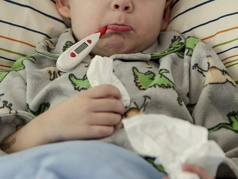 Вспышка гриппа и ОРВИ привела к врачам 19 тыс воронежцев за неделю