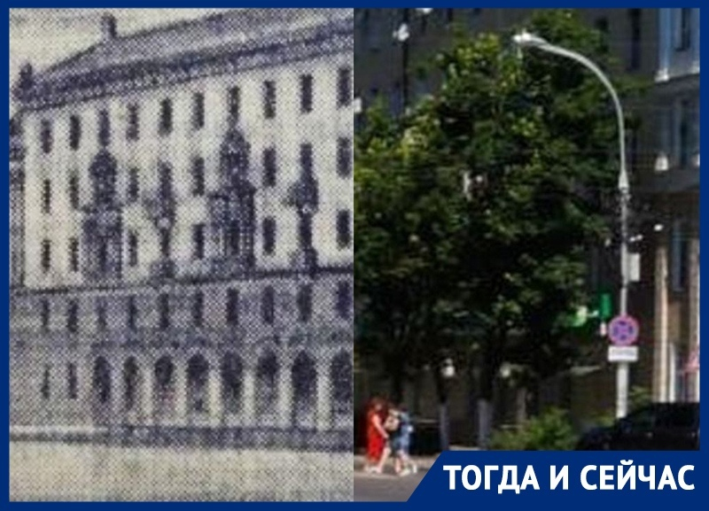 Какие исторические события переживала одна из самых маленьких улиц Воронежа