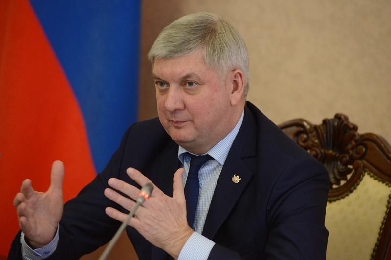 Губернатор Гусев отбыл в Москву на 2 дня