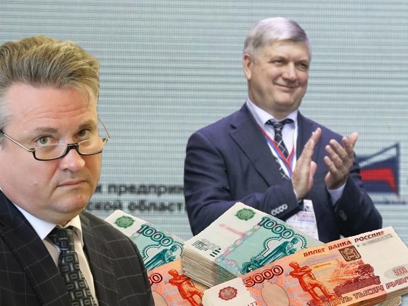 Как росла зарплата мэра Воронежа в течение пяти лет