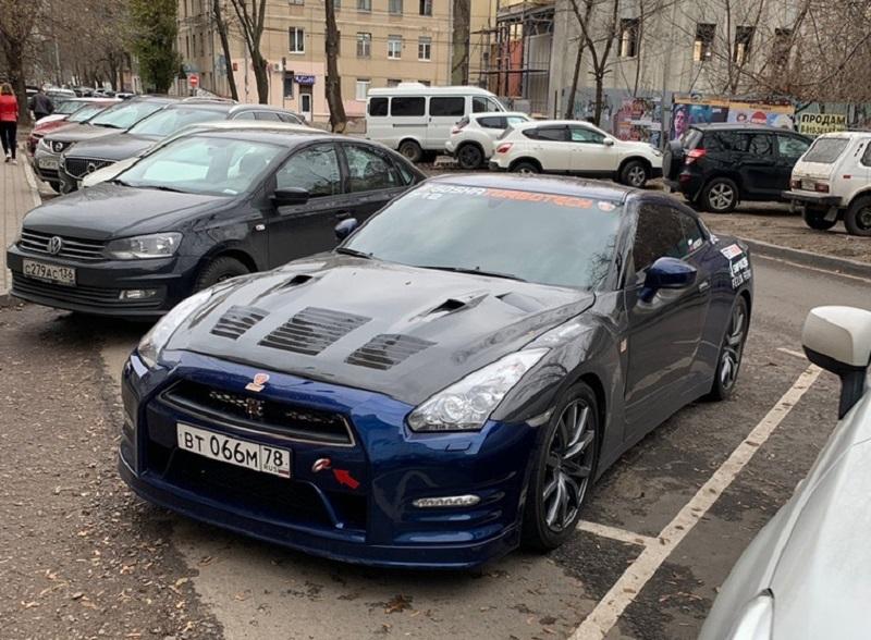 Как из Nissan GT-R сделали убийцу люксовых суперкаров в Воронеже