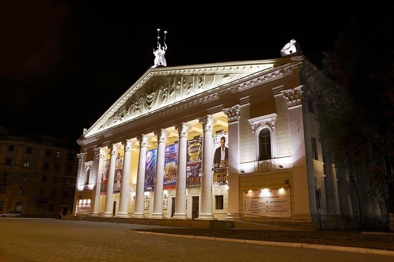 Для Воронежского театра оперы и балета представили варианты реконструкции