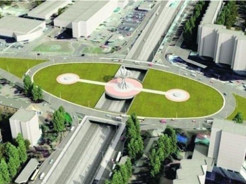 Стало известно, когда в Воронеже начнут строительство Остужевской развязки