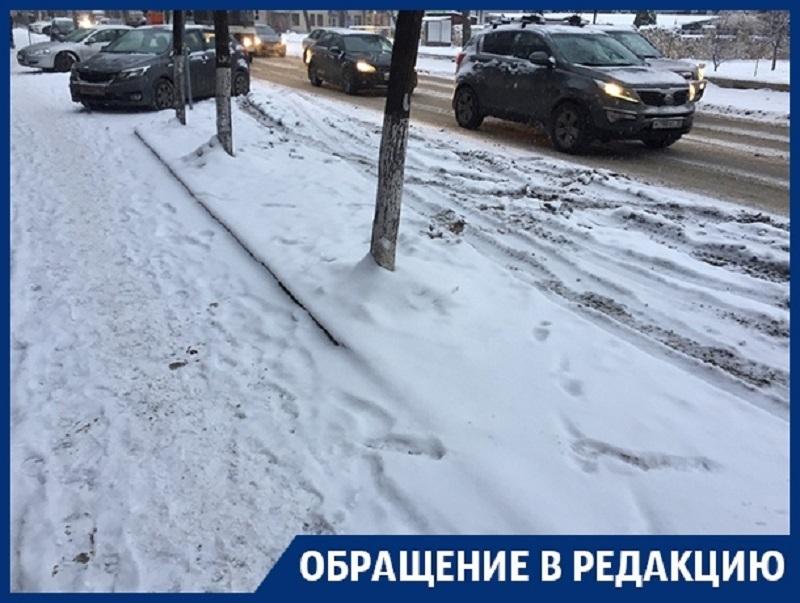 Платные парковки превратили в финансовую западню в Воронеже