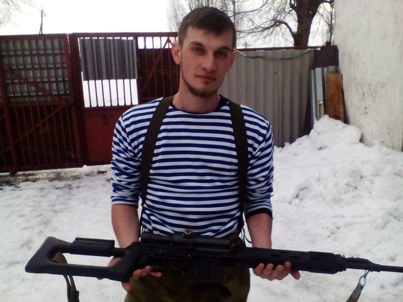 27-летний разведчик из Воронежа погиб в Донбассе