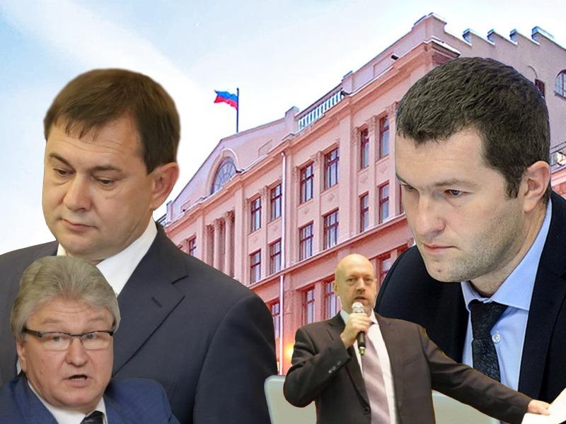 Нетёсов и Соколов закусились о выборах перед лицом администрации президента