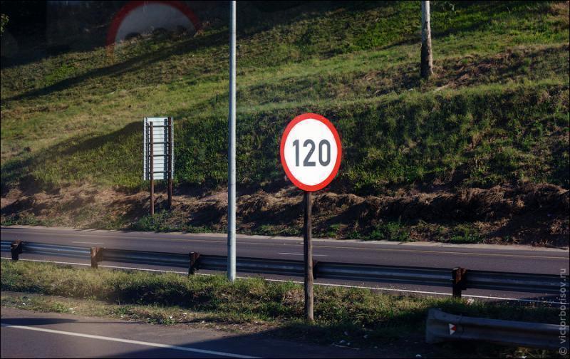 Гражданин Воронежской области решил украсть дорожные знаки, чтобы разбогатеть