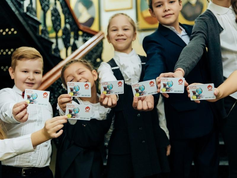 После каникул 20 школ Воронежа перевели на электронные деньги