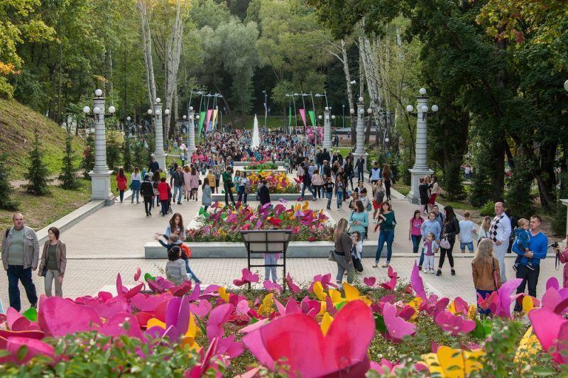 Неделя до старта Воронежского международного фестиваля  садов и цветов «Город-Сад»