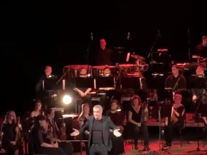 Конфуз с итальянским оперным певцом произошел во время выступления в Воронеже