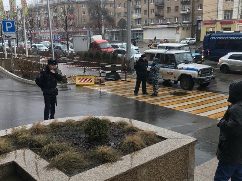 Стала известна причина скопления спецслужб у ГЧ в Воронеже