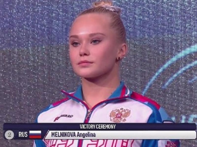 Воронежская гимнастка Ангелина Мельникова блеснула в Европе