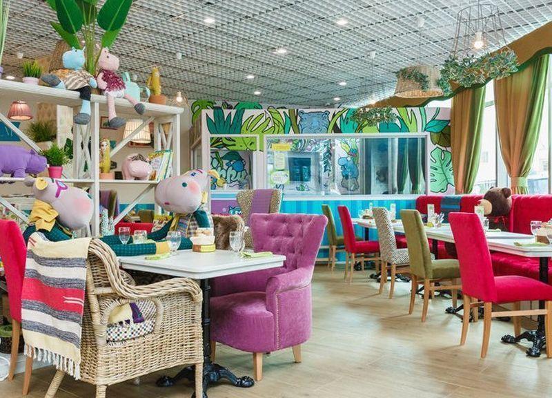 В центре Воронежа в мае откроется семейное кафе «АндерСон»
