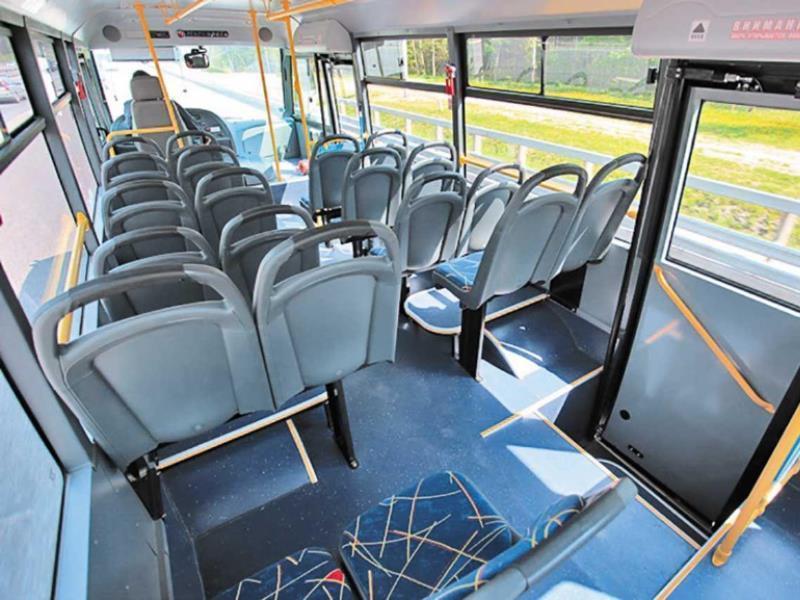 Автобус №125 изменит маршрут в центре Воронежа