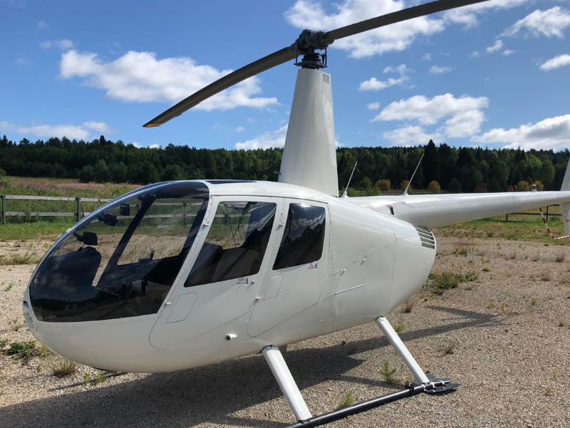 Жесткую посадку совершил вертолет под Воронежем