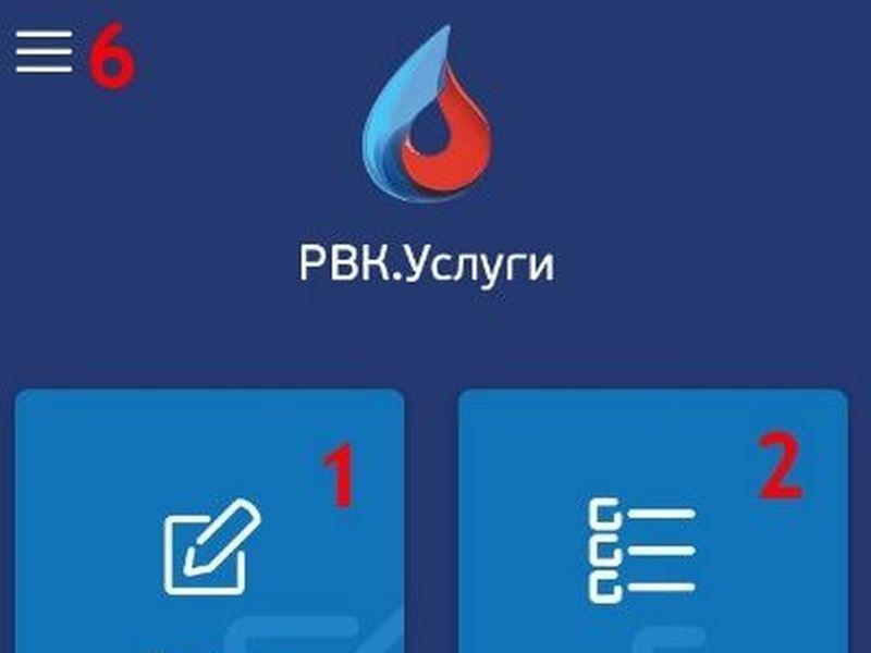 Мобильное приложение «РВК-услуги»: поверка счётчика – самая популярная услуга у воронежцев