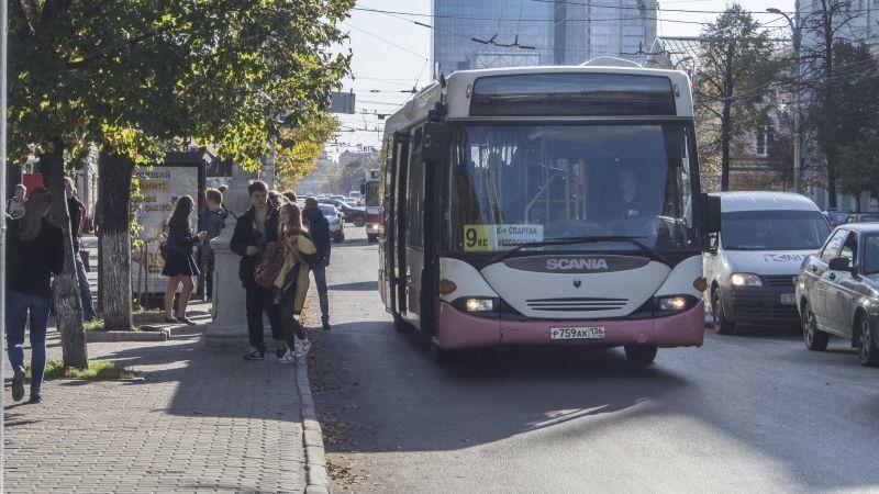 Вворонежских маршрутках могут ввести льготный проезд для студентов
