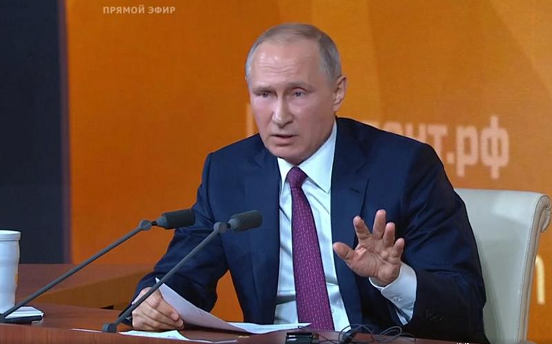 Владимиру Путину задали вопрос о воронежском онкоцентре