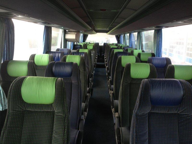 Увеличилась стоимость проезда в пригородных автобусах Воронежской области