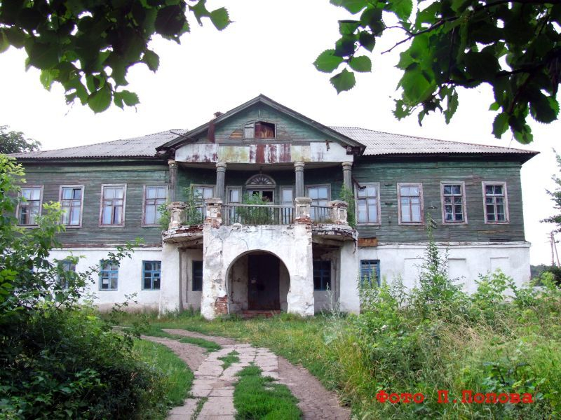 Уникальную усадьбу XIX века под Воронежем пытаются спасти от уничтожения