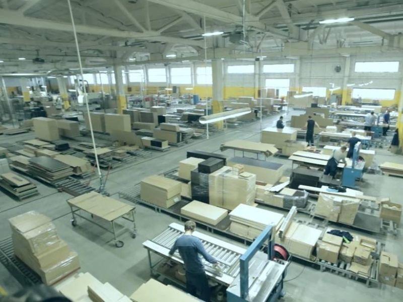Базу разорившейся мебельной фабрики в Воронеже продают за 35 млн рублей