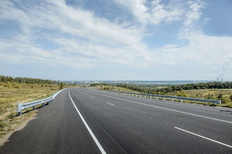 320 млн потратили на 16 километров дороги под Воронежем