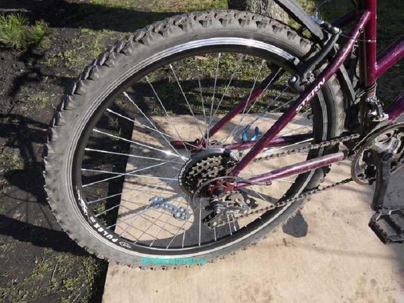 15-летний воронежец попал под уголовное дело из-за кражи велосипеда