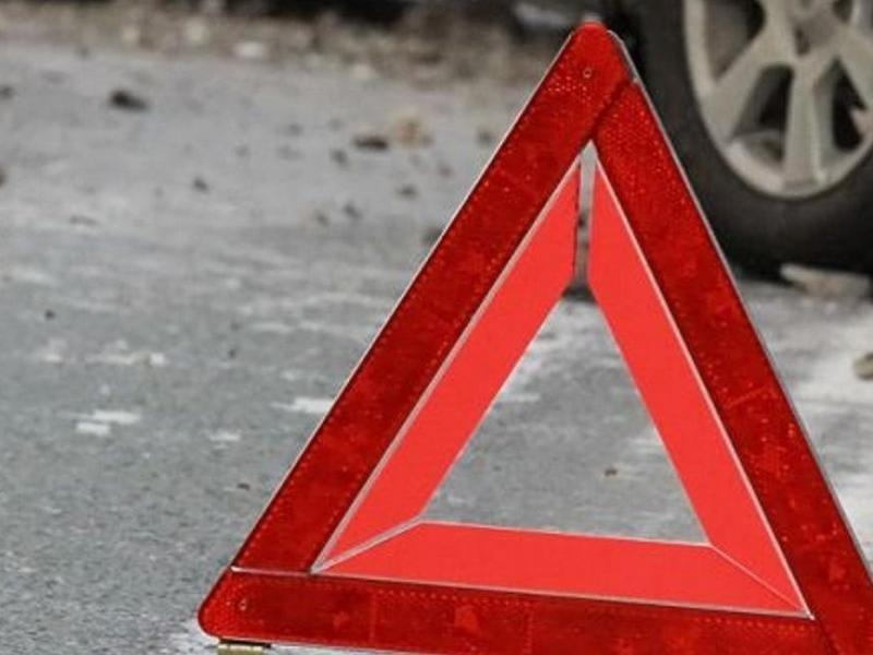 Двухлетняя девочка пострадала в перевернутой иномарке на воронежской дороге