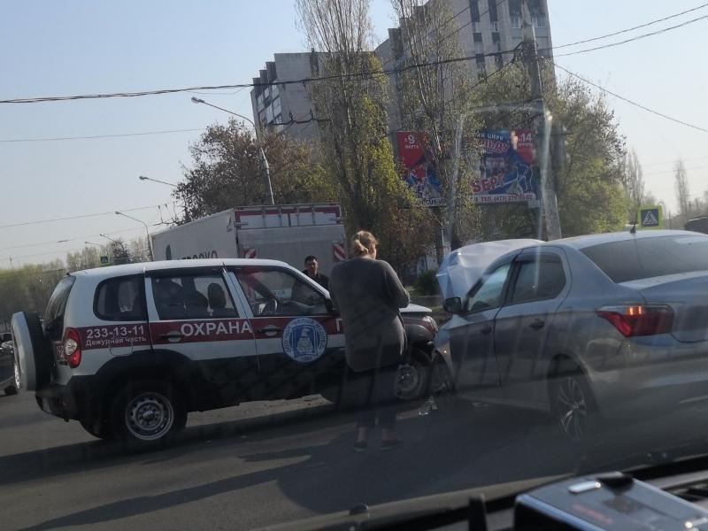 На месте, где погибли 4 человека, снова произошло ДТП в Воронеже