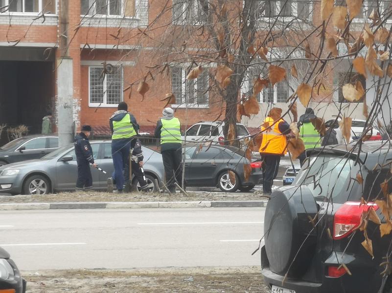 Хитрые засады ГИБДД в Воронеже показали на фото
