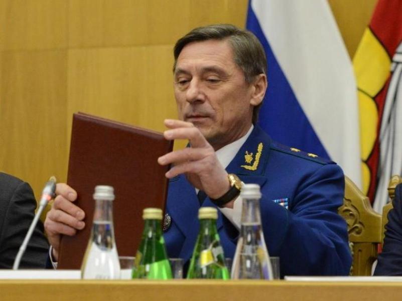 На сколько разбогател прокурор Воронежской области Николай Шишкин