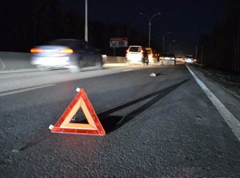 Под Воронежем пешеход на трассе погиб под колесами «Дэу Нексии»