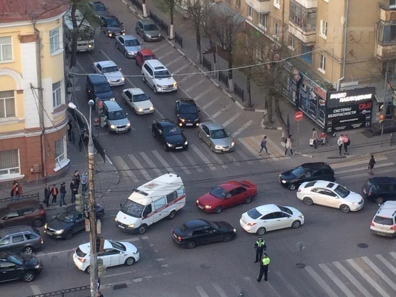 Центр Воронежа перекроют на три дня из-за репетиций Парада Победы