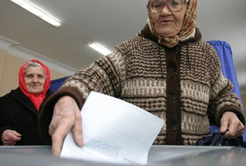 В Воронеже к шести часам вечера проголосовало только 19,48% избирателей