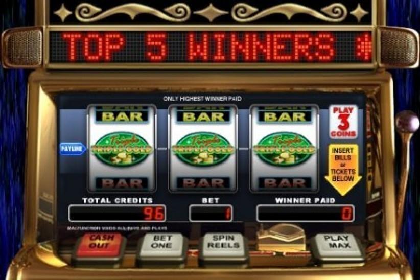 Ретро игровые автоматы однорукий бандит в каких казино моментальный вывод