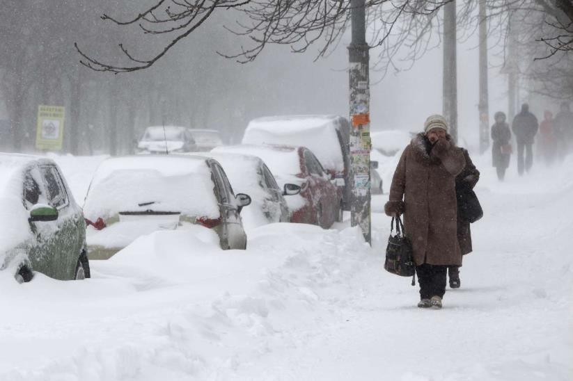 Синоптики рассказали, сколько продлится снегопад в Воронеже