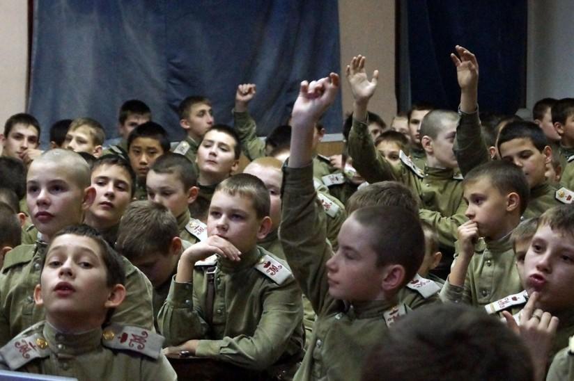 В Михайловском кадетском корпусе работали два преподавателя с уголовным прошлым