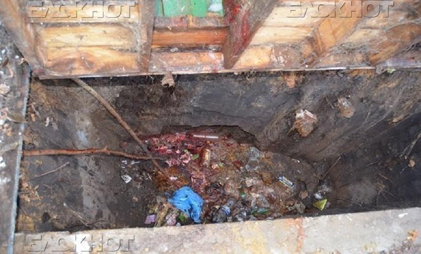 ВВоронеже вынесен вердикт матери, выбросившей малыша ввыгребную яму