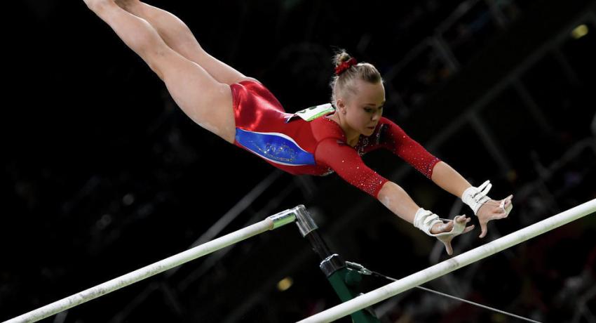 Воронежская гимнастка завоевала серебряную медаль наэтапе Кубка мира вГермании
