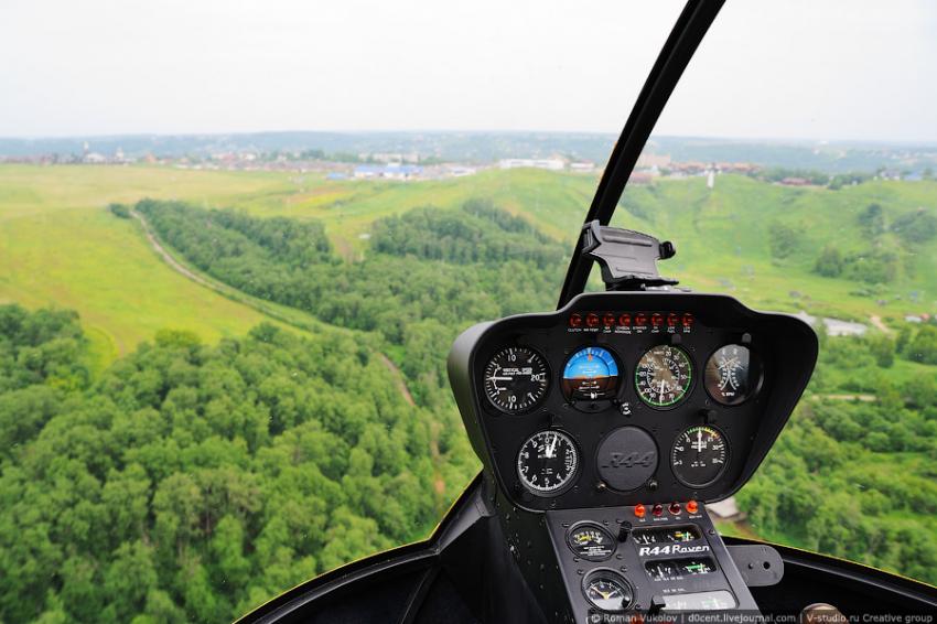 Полетать навертолётах больше неудастся: клубу «Солнечный» запретили возить пассажиров