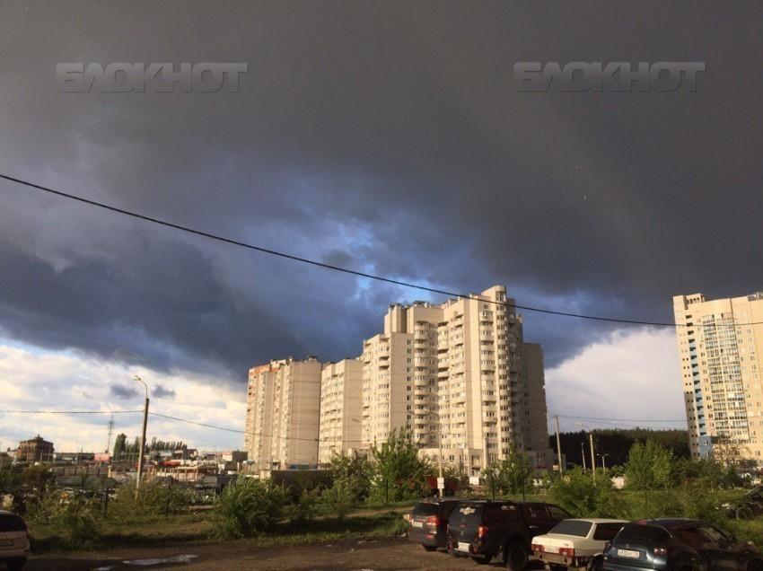Вечером вВоронежской области предполагается резкое ухудшение погоды— cотрудники экстренных служб