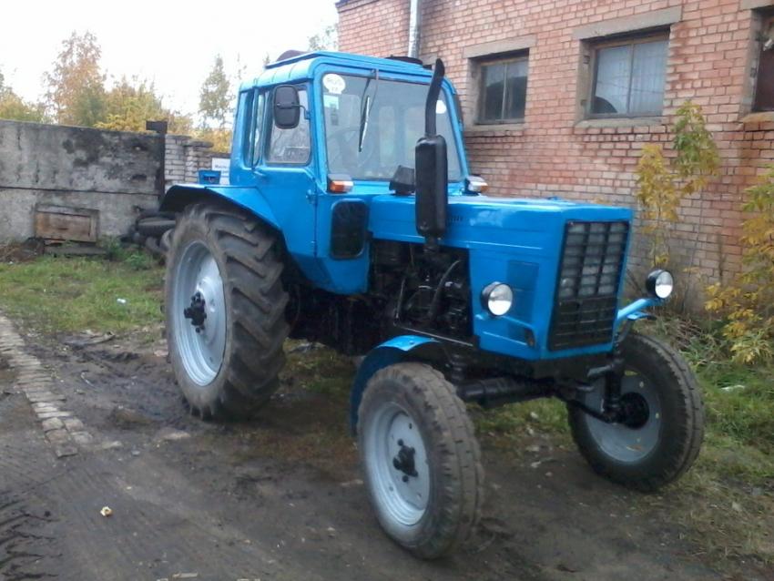ВЭртильском районе Воронежской области нетрезвый рабочий фермы угнал трактор