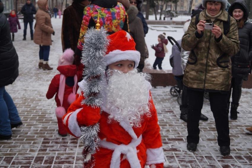Белгородцев приглашают напарад Дедов Морозов