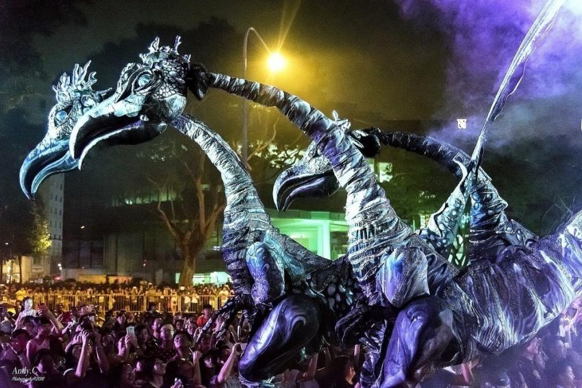 Театральный парад Платоновфеста в нынешнем году впервый раз пройдет ночью