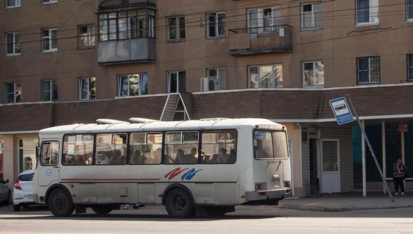 ВВоронеже словили автобусного карманника