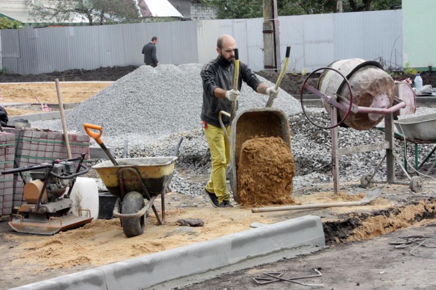 ВВоронеже вБерезовой роще появится новый сквер